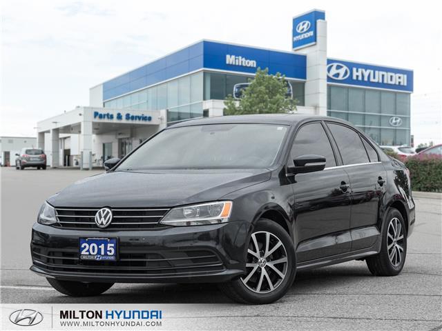 2015 Volkswagen Jetta 1.8 TSI Trendline+ (Stk: 274013) in Milton - Image 1 of 20