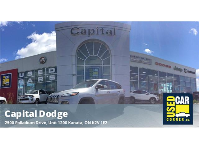 2016 Jeep Cherokee Sport (Stk: M00386A) in Kanata - Image 1 of 22