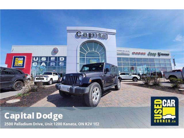 2014 Jeep Wrangler Unlimited Sahara (Stk: L00140A) in Kanata - Image 1 of 1