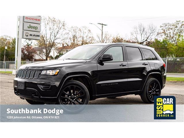 2019 Jeep Grand Cherokee Laredo (Stk: 2103761) in OTTAWA - Image 1 of 24