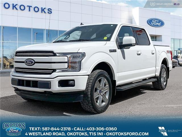 2019 Ford F-150 Lariat (Stk: M-1022A) in Okotoks - Image 1 of 26