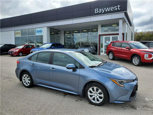 2020 Toyota Corolla LE (Stk: PM19062) in Owen Sound - Image 1 of 14