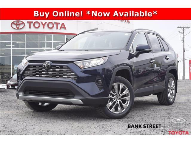 2021 Toyota RAV4 Limited (Stk: 19-29121) in Ottawa - Image 1 of 25