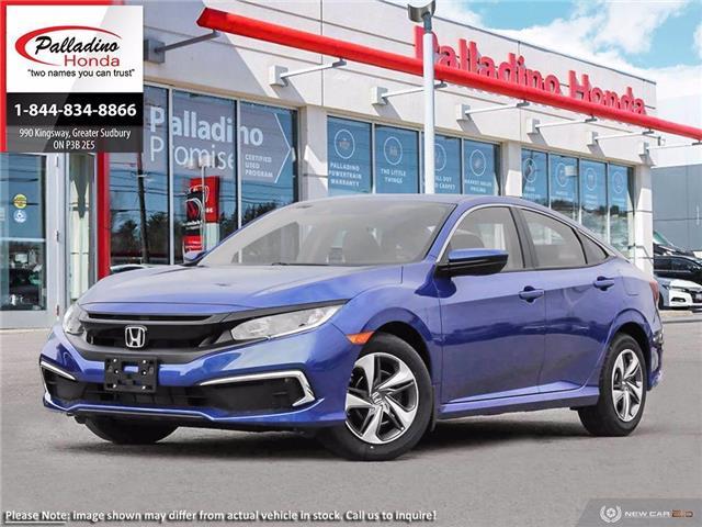 2021 Honda Civic LX (Stk: 23249) in Greater Sudbury - Image 1 of 23