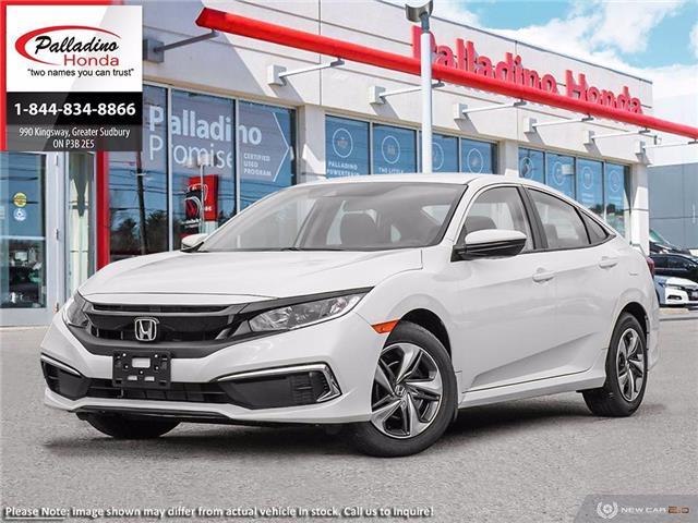 2021 Honda Civic LX (Stk: 23252) in Greater Sudbury - Image 1 of 23