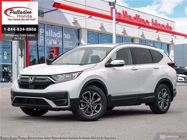2021 Honda CR-V EX-L (Stk: 23272) in Greater Sudbury - Image 1 of 23