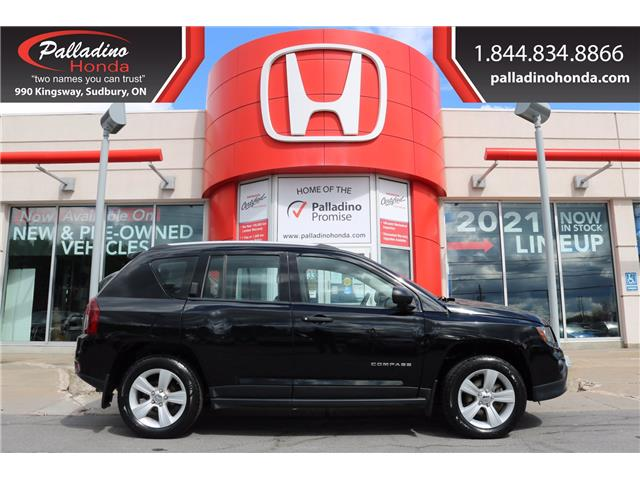 2016 Jeep Compass Sport/North (Stk: BC0151) in Greater Sudbury - Image 1 of 31