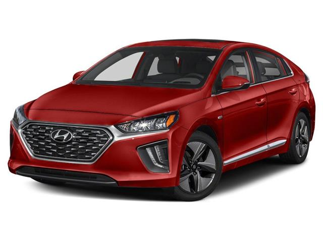 2021 Hyundai Ioniq Hybrid Preferred (Stk: 50373) in Saskatoon - Image 1 of 9