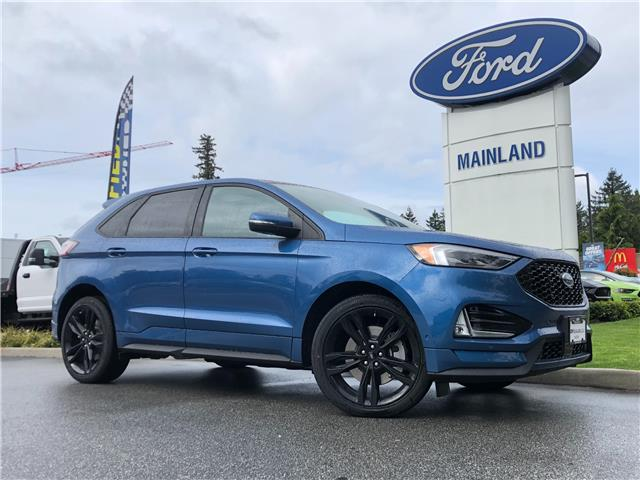 2021 Ford Edge ST (Stk: 21ED9585) in Vancouver - Image 1 of 30