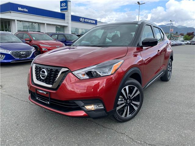 2019 Nissan Kicks  (Stk: HC6-2466A) in Chilliwack - Image 1 of 5