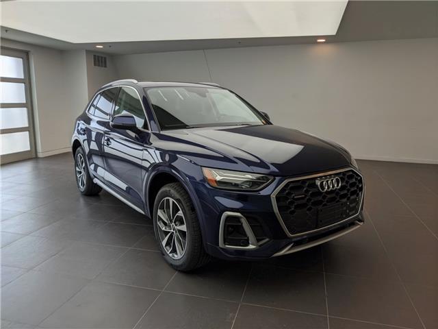 2021 Audi Q5 45 Progressiv (Stk: 52469) in Oakville - Image 1 of 17
