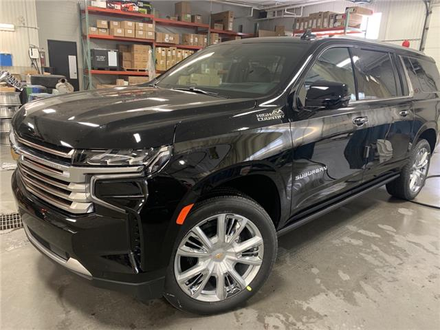 2021 Chevrolet Suburban High Country (Stk: MR325871) in Cranbrook - Image 1 of 29