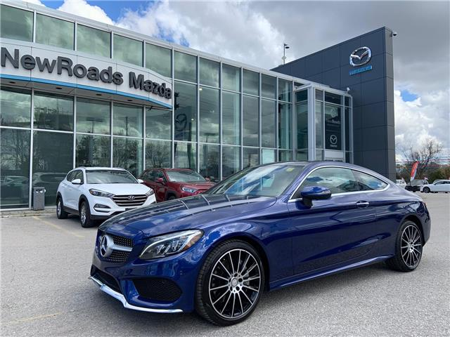 2017 Mercedes-Benz C-Class Base (Stk: 14696) in Newmarket - Image 1 of 30
