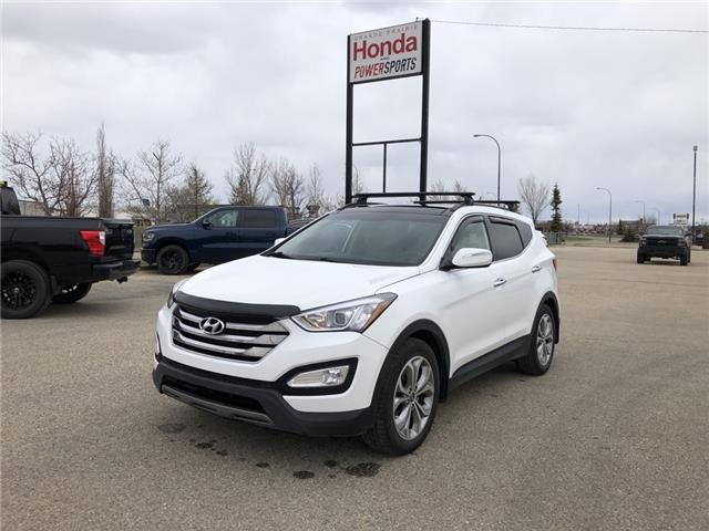 2016 Hyundai Santa Fe Sport 2.0T Limited (Stk: H16-4076B) in Grande Prairie - Image 1 of 13