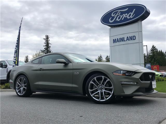 2019 Ford Mustang GT Premium (Stk: P60265) in Vancouver - Image 1 of 27