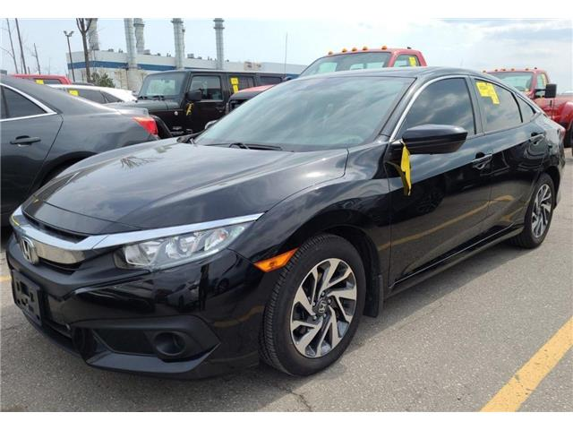 2018 Honda Civic SE (Stk: 2HGFC2) in Kitchener - Image 1 of 1