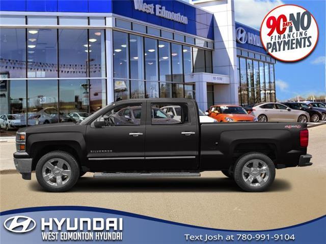 2015 Chevrolet Silverado 1500  (Stk: E5651) in Edmonton - Image 1 of 1