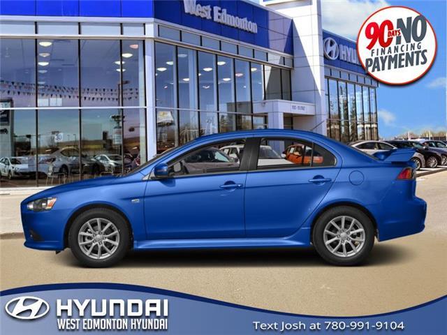 Used 2015 Mitsubishi Lancer SE AWC  - Edmonton - West Edmonton Hyundai