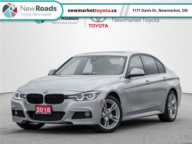 2018 BMW 328d xDrive (Stk: 361911) in Newmarket - Image 1 of 24