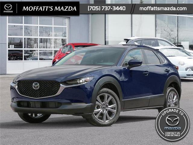 2021 Mazda CX-30 GS (Stk: P9195) in Barrie - Image 1 of 10