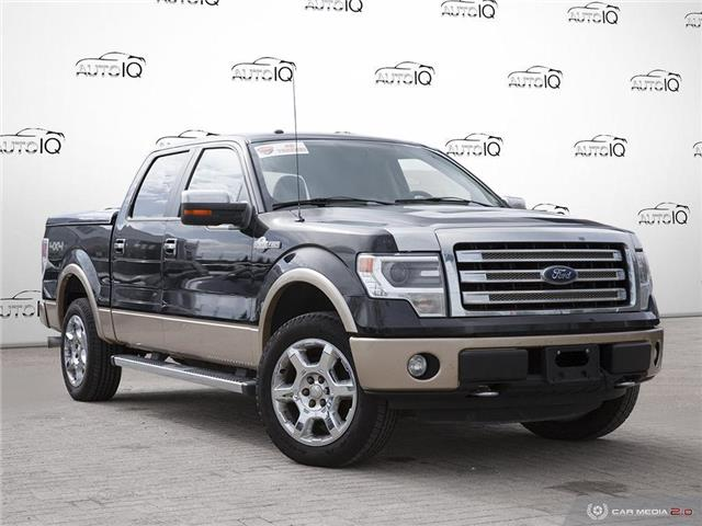 2014 Ford F-150 King Ranch (Stk: W0385A) in Barrie - Image 1 of 25