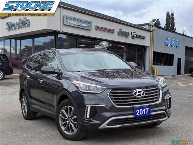 2017 Hyundai Santa Fe XL Base (Stk: 36471) in Waterloo - Image 1 of 28