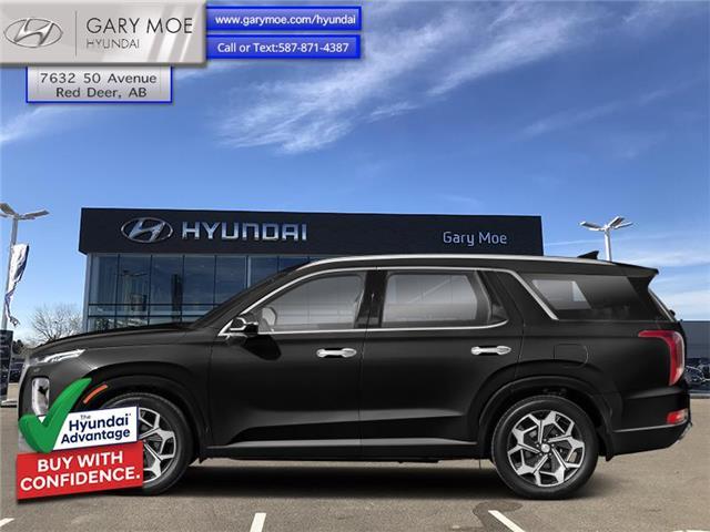 2021 Hyundai Palisade Ultimate Calligraphy w/Beige (Stk: 1PL8577) in Red Deer - Image 1 of 1