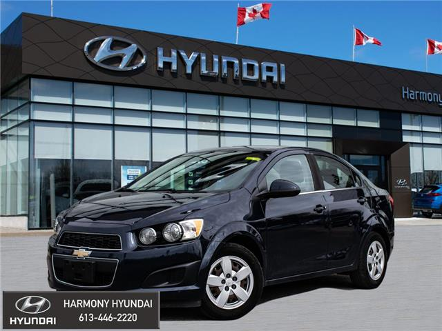 2015 Chevrolet Sonic LT Auto (Stk: 21209a) in Rockland - Image 1 of 27