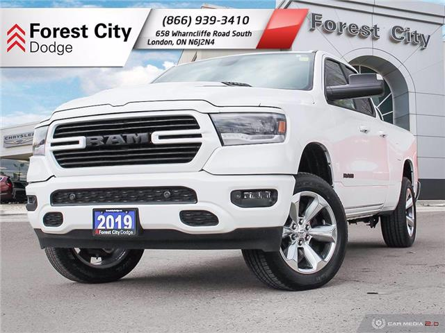 2019 RAM 1500 Sport/Rebel (Stk: 21-R035A) in Sudbury - Image 1 of 35