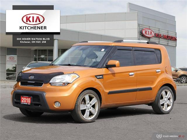 2010 Kia Soul 2.0L 4u Burner (Stk: D21349A) in Kitchener - Image 1 of 28