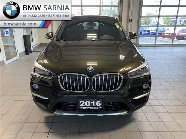 2016 BMW X1 xDrive28i (Stk: XU417) in Sarnia - Image 1 of 10