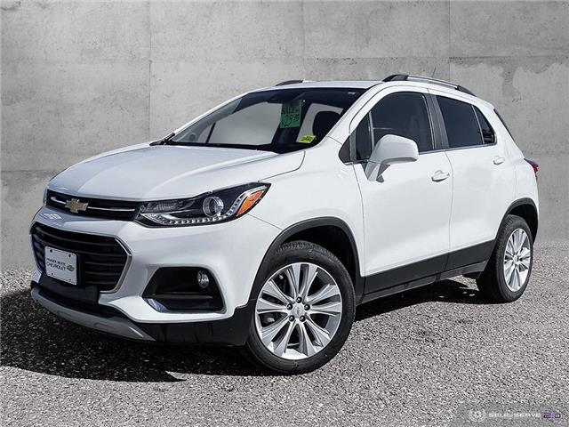 2020 Chevrolet Trax Premier (Stk: 8731) in Quesnel - Image 1 of 25