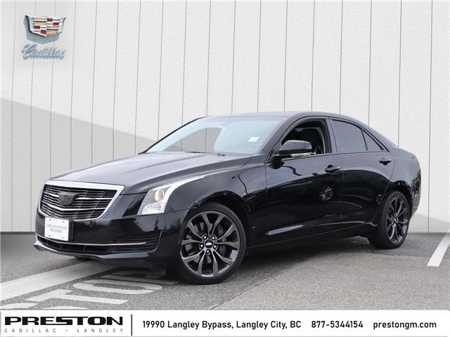 2017 Cadillac ATS 2.0L Turbo Luxury (Stk: X32321) in Langley City - Image 1 of 28