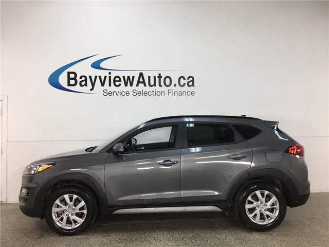 2021 Hyundai Tucson Preferred w/Sun & Leather Package (Stk: 37839W) in Belleville - Image 1 of 24