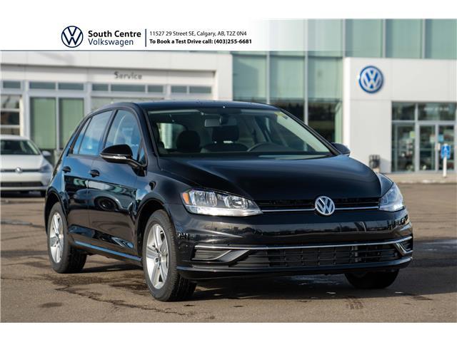 2021 Volkswagen Golf Comfortline (Stk: 10266) in Calgary - Image 1 of 36