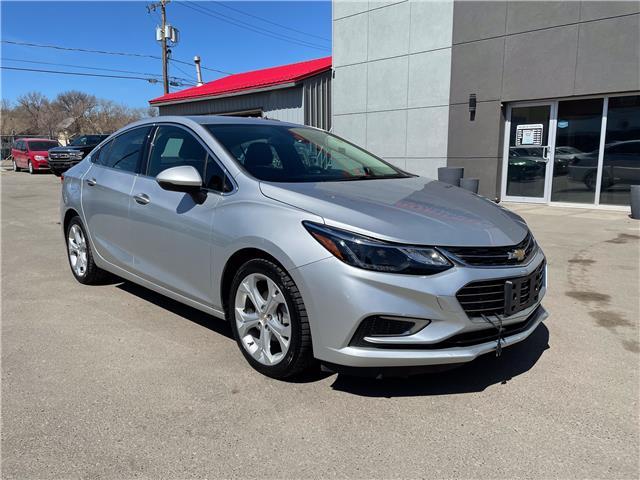 2018 Chevrolet Cruze Premier Auto (Stk: 14923A) in Regina - Image 1 of 22