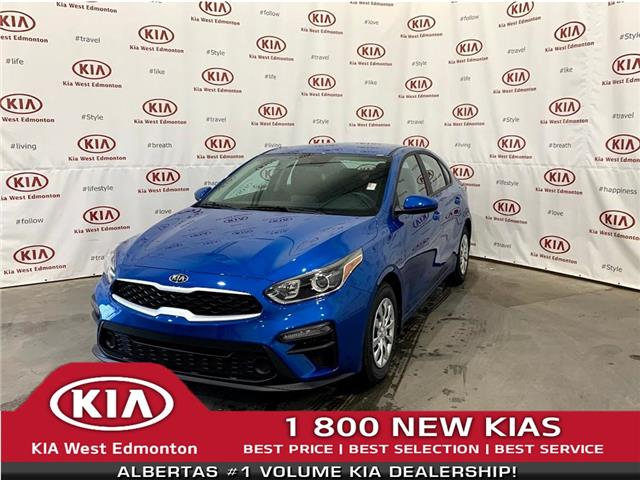 2021 Kia Forte LX (Stk: 22964) in Edmonton - Image 1 of 22