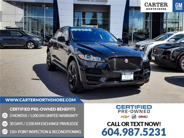 2017 Jaguar F-PACE 35t Premium (Stk: T49883) in North Vancouver - Image 1 of 29