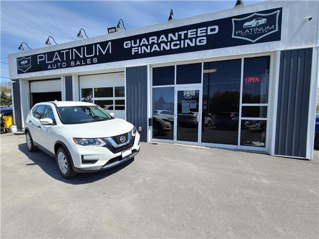 2017 Nissan Rogue S (Stk: 821949) in Kingston - Image 1 of 12