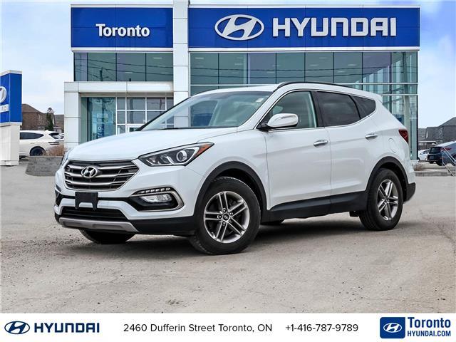 2017 Hyundai Santa Fe Sport 2.4 Premium (Stk: U07150) in Toronto - Image 1 of 30
