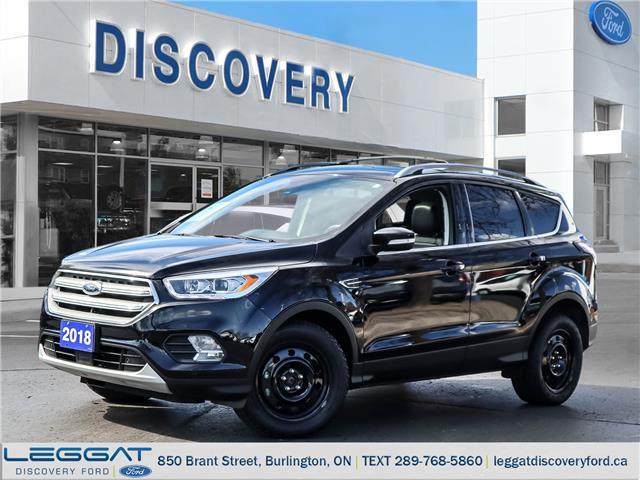 2018 Ford Escape Titanium (Stk: ES21-40516A) in Burlington - Image 1 of 23