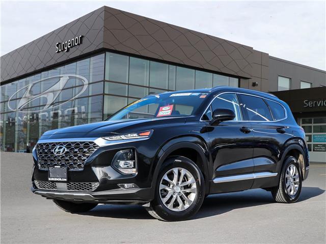 2020 Hyundai Santa Fe Essential 2.4  w/Safety Package (Stk: P41053) in Ottawa - Image 1 of 27