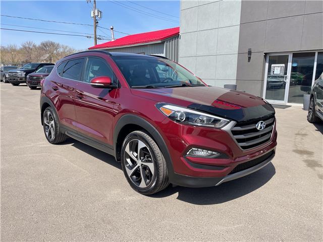 2016 Hyundai Tucson  (Stk: 14706A) in Regina - Image 1 of 28