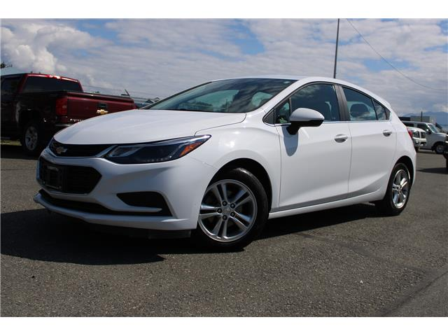2018 Chevrolet Cruze LT Auto (Stk: K17-7466A) in Chilliwack - Image 1 of 16