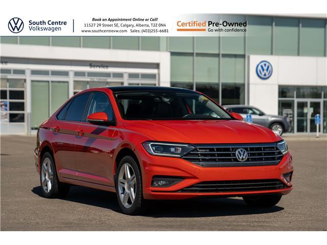 2019 Volkswagen Jetta 1.4 TSI Execline (Stk: U6729) in Calgary - Image 1 of 41