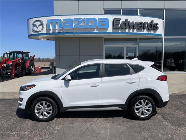 2019 Hyundai Tucson Preferred (Stk: 22554) in Pembroke - Image 1 of 11