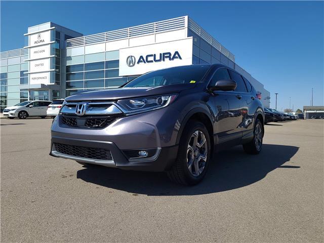 2018 Honda CR-V EX 2HKRW2H52JH130528 A4419 in Saskatoon