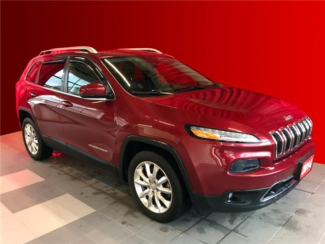 2014 Jeep Cherokee Limited (Stk: BB0920A) in Listowel - Image 1 of 19