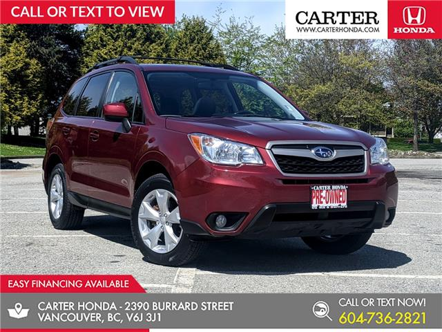 2014 Subaru Forester 2.5i Touring Package (Stk: RM09141) in Vancouver - Image 1 of 23