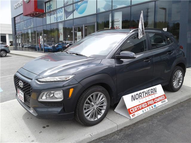 2019 Hyundai Kona 2.0L Preferred (Stk: 10992B) in Sudbury - Image 1 of 11